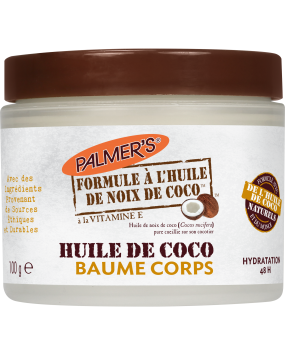 Baume corps coco