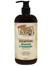 Shampoing karité